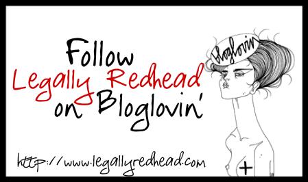 LegallyRedheadBloglovin