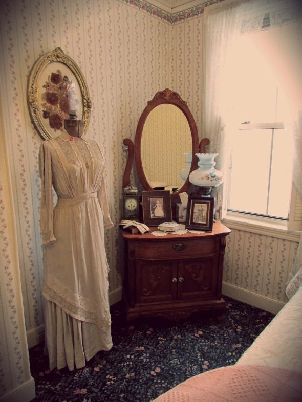 Lizzie Borden Crime Scene