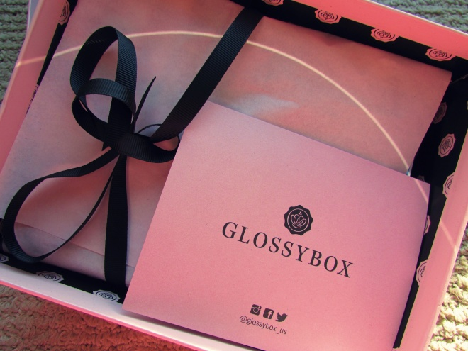 GlossyBoxOctober20141
