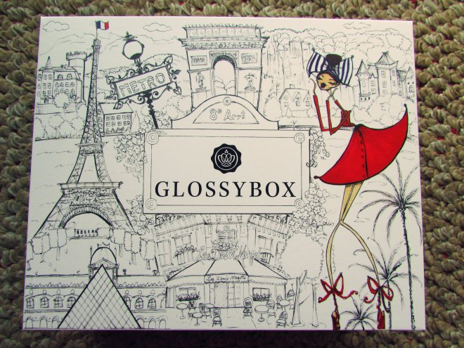 OctoberGlossyBox20151