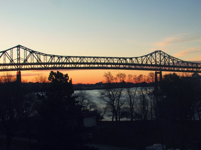 Sunrise over Boston: 11/14/15
