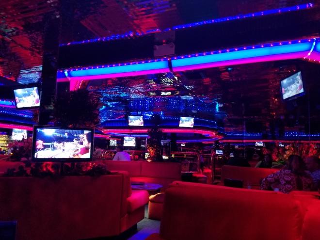 Fear & Loathing in Las Vegas. Peppermill, LV. 9/29/16