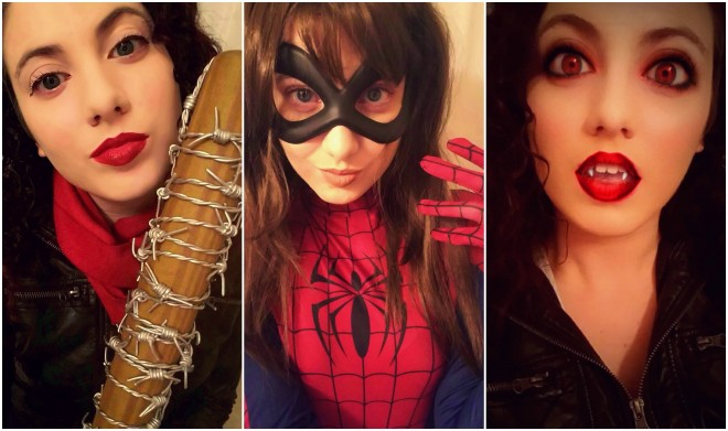 The Many Looks of Halloween 2016
