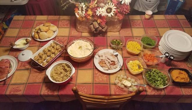 Thanksgiving 2016